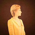 Hillary Rodham Clinton Poster by Cora Wandel