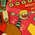 Pinball machine Print by BERNARD JAUBERT
