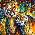 SWEETNESS Poster by Leonid Afremov