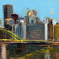 RCNpaintings.com Print by Chris N Rohrbach