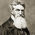 John Brown, American Abolitionist Print by Photo Researchers