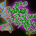 Oxoguanine glycosylase complex Print by Science Photo Library