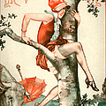 1920s France La Vie Parisienne Magazine Poster by The Advertising Archives