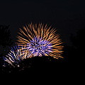 4th of July Fireworks - 011315 Print by DC Photographer