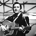 Johnny Cash Print by Retro Images Archive