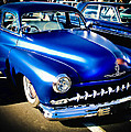 52 Ford Mercury Poster by Phil 'motography' Clark