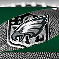 PHILADELPHIA EAGLES Poster by Joe Hamilton
