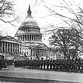 63rd Infantry Ready In DC Poster by Underwood Archives