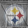 PITTSBURGH STEELERS Poster by Joe Hamilton