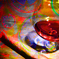 A Cognac Night 20130815 Poster by Wingsdomain Art and Photography
