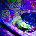 A Cognac Night 20130815m128 Poster by Wingsdomain Art and Photography