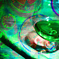 A Cognac Night 20130815p130 Poster by Wingsdomain Art and Photography