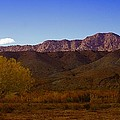 A UTAH LANDSCAPE IN AUTUMN Poster by Jeff  Swan