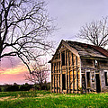 Abandoned Memories  Print by Gregory Ballos