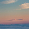 Above the clouds Print by Davorin Mance