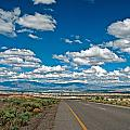 ABQ from 9 Mile Hill Print by Don Durante Jr