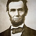 Abraham Lincoln Poster by Alexander Gardner