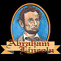 Abraham Lincoln Graphic Poster by John Keaton