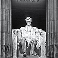 Abraham Lincoln Memorial Poster by Susan Candelario