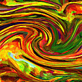 Abstract 17 Poster by Kenny Francis
