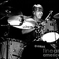 Adam Woods - Drummer - The Fixx Print by Anthony Gordon Photography