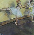 After Degas 2 Poster by Dorothy Siclare