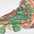 Air Max 90 CNB Poster by Dallas Roquemore