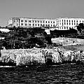 Alcatraz Federal Prison Poster by Benjamin Yeager
