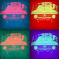 Alfa Romeo  Pop Art 1 Print by Irina  March