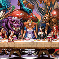 Alice In Wonderland 06A Print by Zenescope Entertainment