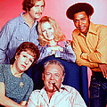 All in the Family  Print by Silver Screen