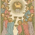 All Saints Poster by English School