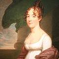 Anna Payne Cutts -- Dolley Madison's Sister Print by Cora Wandel