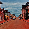 Annapolis Print by Benjamin Yeager