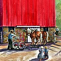 Another Way of Life Print by Marilyn Smith