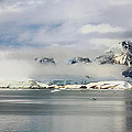 Antarctica Panorama Poster by Mountain Dreams