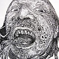 Antipods Screamer Poster by Otto Rapp