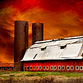 Apocalypse at Rolling Fork Print by T Lowry Wilson