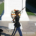 Arlington National Cemetery - Tomb of the Unknown Soldier - 121210 Poster by DC Photographer