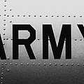 Army Strong Print by Benjamin Yeager