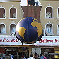 Atlantic City - Ripleys Believe It Or Not - 01139 Poster by DC Photographer