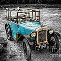 Austin 7 Poster by Adrian Evans