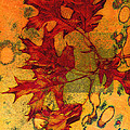 Autumn Leaves Poster by Ann Powell