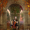 Autumn Melody Poster by Bedros Awak