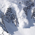 Avalanche I Print by Bill Gallagher