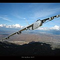 B-52 BUFF Poster by Larry McManus