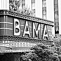 BAMA Poster by Scott Pellegrin
