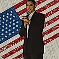 Barack Obama Poster by Brad Barton