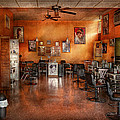 Barber - Union NJ - The modern salon  Poster by Mike Savad