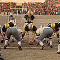 Bart Starr Goal Line Poster by Retro Images Archive